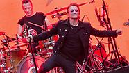 U2 London 2017