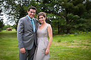 Emily & Tony get married.