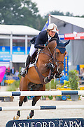 Magnus Osterlund - Gare du Nord VDL<br /> FEI World Breeding Jumping Championships for Young Horses 2016<br /> © DigiShots