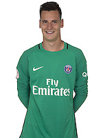 Remy Descamps of PSG during PSG photo call for the 2016-2017 Ligue 1 season on September, 7 2016 in Paris, France<br /> Photo : C.Gavelle/ PSG / Icon Sport