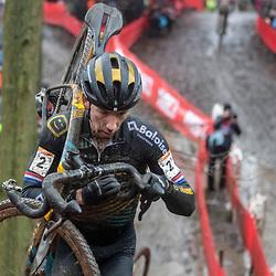 22-12-2019: Cycling: CX Worldcup: Namur: Lars van der Haar