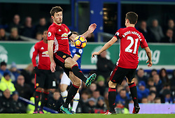 Michael Carrick of Manchester United - Mandatory by-line: Matt McNulty/JMP - 04/12/2016 - FOOTBALL - Goodison Park - Liverpool, England - Everton v Manchester United - Premier League