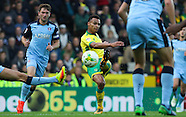 Norwich City v Rotherham United 15/10/2016