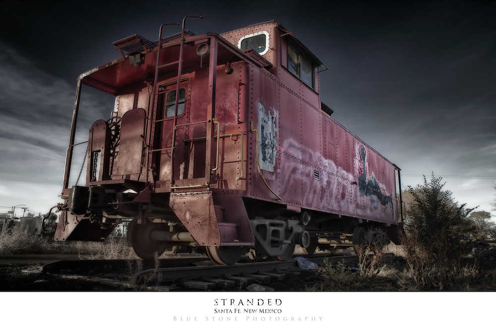 20x30 poster print of a historic rail car.