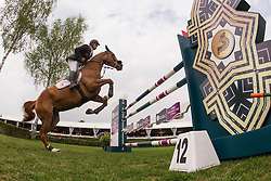 Bulthuis Peter (NED) - Atlanta<br /> Furusiyya FEI Nations Cup<br /> CSIO Lummen 2013<br /> © Dirk Caremans