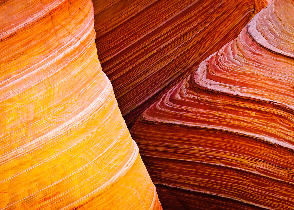 Coyote Buttes, Vermilion Cliffs National Monument in northern Arizona.