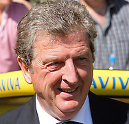 Picture by Paul Chesterton/Focus Images Ltd.  07904 640267.11/9/11.West Brom Manager Roy Hodgson before the Barclays Premier League match at Carrow Road stadium, Norwich.