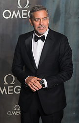 Tate Modern, London, April 26th 2017. George Clooney arrives at the Tate Modern in London for the 'Lost In Space' 60th anniversary event for the Omega Speedmaster watch.