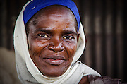Salimatu - one of the beneficiaries of the Ghana Beds Project and member of kAWDA, a community based organisaition that supports women living with HIVAIDS.