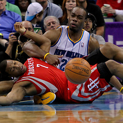 04-19-2012 Houston Rockets at New Orleans Hornets