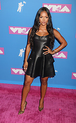 August 20, 2018 - New York City, New York, U.S. - KARRUECHE TRAN attends the arrivals for the 2018 MTV 'VMAS' held at Radio City Music Hall. (Credit Image: © Nancy Kaszerman via ZUMA Wire)