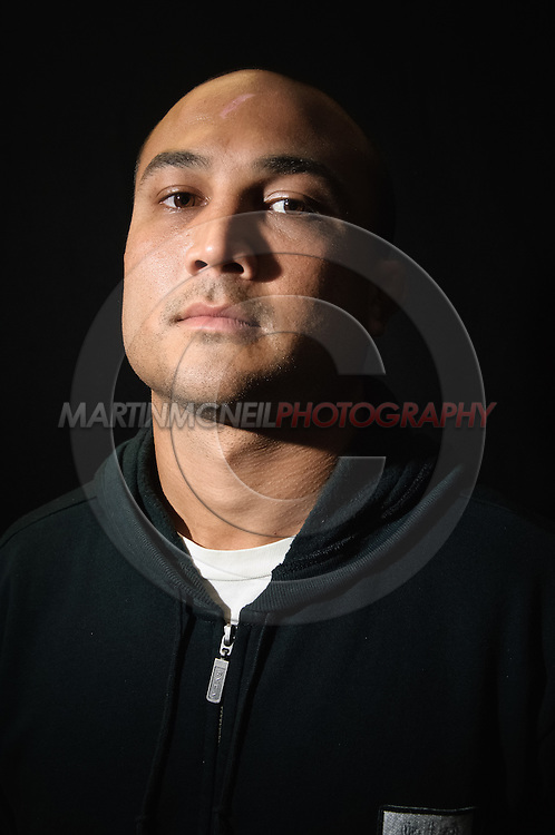 "A portrait of mixed martial arts athlete BJ ""The Prodigy"" Penn"
