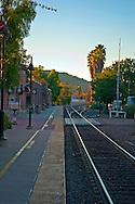 San Juan Capistrano, Train Station