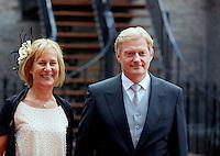 DEN HAAG, 20 september.<br /> Prinsjesdag 2016. Binnenhof. Martin van Rijn<br /> FOTO MARTIJN BEEKMAN/Ministerie van Financien