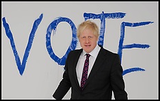 AUG 06 2014 Boris Johnson stands for MP