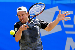 Peter Gojowczyk of Germany - Mandatory by-line: Matt McNulty/JMP - 31/05/2016 - TENNIS - Northern Tennis Club - Manchester, United Kingdom - AEGON Manchester Trophy