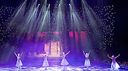 Imperial Ice Stars <br /> Nutcracker on ice <br /> Artistic Director Tony Mercer <br /> Music by Tchaikovsky<br /> Royal Albert Hall, London, Great Britain <br /> 28th December 2015 <br /> rehearsal <br /> <br /> snowflakes<br />  <br /> <br /> International ice dance sensation, The Imperial Ice Stars, return for a third season at the Royal Albert Hall with their production of The Nutcracker on Ice for Christmas 2015, as part of their 10th anniversary world tour. The Nutcracker on Ice will open on Monday 28 December for a strictly limited season of 12 performances.<br /> <br /> <br /> <br />  <br /> <br /> Photograph by Elliott Franks <br /> Image licensed to Elliott Franks Photography Services