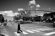 VATech shootings Day 2..Downtown Blacksburg...photo: Hector Emanuel
