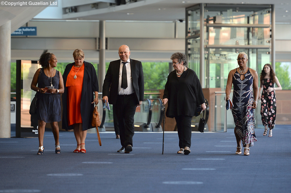 2018 Housing Heroes Awards at Manchester Central.<br /> 26.06.18<br /> Picture by Roger Moody / Guzelian