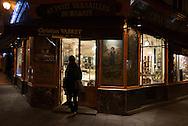 France Paris- le marais, traditional Bakery, le Versailles rue Francois Miron