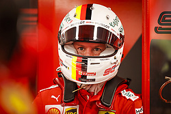 September 20, 2019, Singapore, Singapore: Motorsports: FIA Formula One World Championship 2019, Grand Prix of Singapore, ..#5 Sebastian Vettel (GER, Scuderia Ferrari Mission Winnow) (Credit Image: © Hoch Zwei via ZUMA Wire)