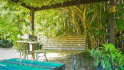 Sendo um dos mais belos e íntegros exemplares da arquitetura do Ciclo do Charque, a Charqueada São João, das maiores do Rio Grande do Sul, foi construída entre 1807 e 1810, conservando, ainda hoje, o esplendor da época. Localiza-se às margens do Arroio Pelotas. Foto: Jefferson Bernardes/ Agência Preview