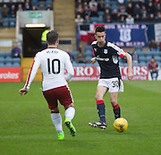 Dundee's Cammy Kerr  - Dundee v Rangers in the Ladbrokes Scottish Premiership at Dens Park, Dundee.Photo: David Young<br /> <br />  - © David Young - www.davidyoungphoto.co.uk - email: davidyoungphoto@gmail.com