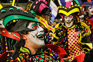 Desfile inaugural del Carnaval 2018