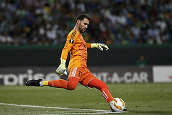 September 20, 2018 - Lisbon, Portugal - Vagner of Qarabag FK in action  during Europa League 2018/19 match between Sporting CP vs Qarabagh FK, in Lisbon, on September 20, 2018. (Credit Image: © Carlos Palma/NurPhoto/ZUMA Press)