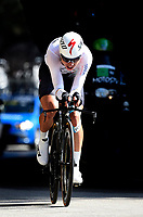 Sykkel<br /> UCI VM 2014<br /> Ponferrada Spania<br /> 24.09.2014<br /> Temporitt menn senior<br /> Foto: PhotoNews/Digitalsport<br /> NORWAY ONLY<br /> <br /> Martin Tony of Omega Pharma - Quick-Step (GER) pictured during the Men Elite Individual Time Trial of the UCI Road World Championships in Ponferrada, Spain.
