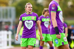 Frankie Brown of Bristol City - Mandatory by-line: Ryan Hiscott/JMP - 14/10/2018 - FOOTBALL - Stoke Gifford Stadium - Bristol, England - Bristol City Women v Birmingham City Women - FA Women's Super League 1