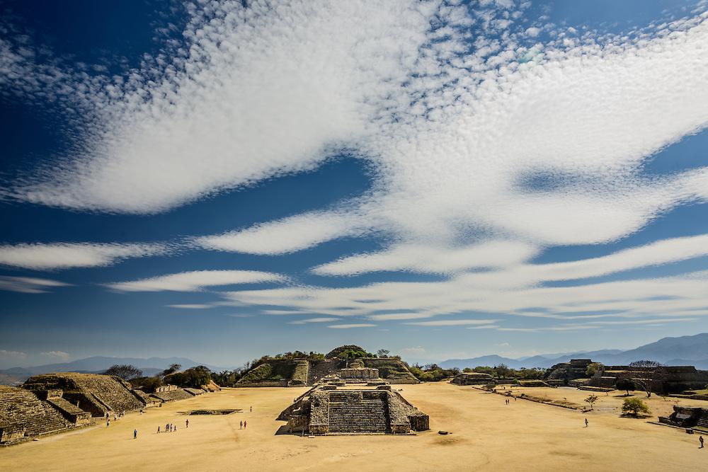 Monte Alban Oaxaca Mexico,