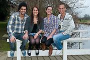 Familienfotoshoot