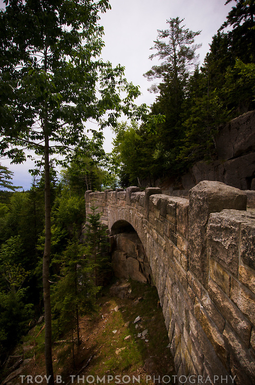 Cliffside Bridge.Carriage Road 14/21