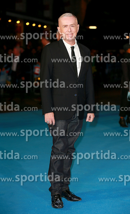 Holly Johnson at the European Premiere of Eddie the Eagle, London, Britain, 17.03.2016, 17.03.2016. EXPA Pictures &copy; 2016, PhotoCredit: EXPA/ Photoshot/ James Shaw/Photoshot<br /> <br /> *****ATTENTION - for AUT, SLO, CRO, SRB, BIH, MAZ, SUI only*****
