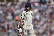 Joe Root of England during the 5th International Test Match 2019 match between England and Australia at the Oval, London, United Kingdom on 14 September 2019.