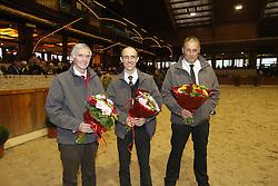 Jury<br /> BWP Hengstenkeuring 2014<br /> Zilveren Spoor Moorsele 2014<br /> © Dirk Caremans