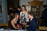 ISABELLA GAETANI DELL'AQUILA D'ARAGONA; ELICA SARTOGO; FELIX LOBKOWICZ. Dinner, Awards ceremony and dancing in aid of the Knights of Malta. Maloja Palace.  St. Moritz, Switzerland. 24 January 2009 *** Local Caption *** -DO NOT ARCHIVE-© Copyright Photograph by Dafydd Jones. 248 Clapham Rd. London SW9 0PZ. Tel 0207 820 0771. www.dafjones.com.<br /> ISABELLA GAETANI DELL'AQUILA D'ARAGONA; ELICA SARTOGO; FELIX LOBKOWICZ. Dinner, Awards ceremony and dancing in aid of the Knights of Malta. Maloja Palace.  St. Moritz, Switzerland. 24 January 2009