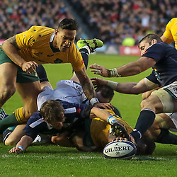 Scotland v Australia | Autumn Tests | 12 November 2016