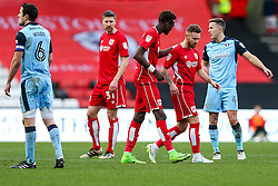 Matty Taylor of Bristol City is brought on to make his first appearance since a deadline day move from Bristol Rovers - Rogan Thomson/JMP - 04/02/2017 - FOOTBALL - Ashton Gate Stadium - Bristol, England - Bristol City v Rotherham United - Sky Bet Championship.