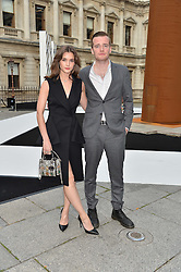SAI BENNETT and SAM DOYLE at the Royal Academy of Arts Summer Exhibition Preview Party at The Royal Academy of Arts, Burlington House, Piccadilly, London on 7th June 2016.