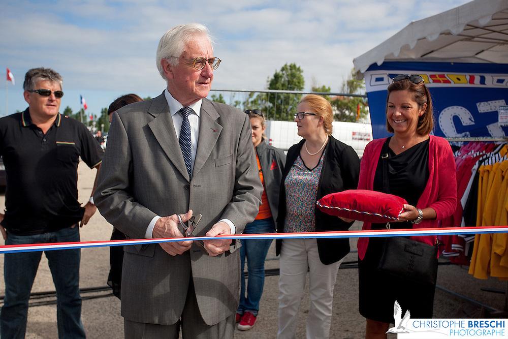 Didier GALLOT / Maire de la ville des Sables