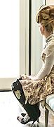 Model: Maleen Rike Johannsen <br /> Corset dress: Kristin Costa<br /> Lacy top: Leonid Gurevich<br /> Hat:  Raquel Livia<br /> Necklaces: Clara Kasavina<br /> Boots: Kilame design by Pamela Quinzi<br /> Hair: Kisha Marie<br /> Makeup: Chifumi Nambashi<br /> Stylist: Leonid Gurevich<br /> Stylist&rsquo;s assistants: Marina Gurevich, Michelle Ortega<br /> Producers: Matt Lennard, Miss Aniela