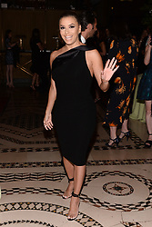 Actress Eva Longoria attends the Accessories Council's 21st Annual celebration of the ACE awards at Cipriani 42nd Street in New York, NY, on August 7, 2017. (Photo by Anthony Behar) *** Please Use Credit from Credit Field ***