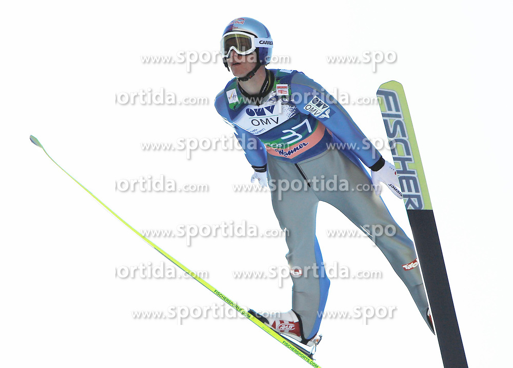 16.03.2012, Planica, Kranjska Gora, SLO, FIS Ski Sprung Weltcup, Einzel Skifliegen, im Bild Thomas Morgenstern (AUT), during the FIS Skijumping Worldcup Individual Flying Hill, at Planica, Kranjska Gora, Slovenia on 2012/03/16. EXPA © 2012, PhotoCredit: EXPA/ Oskar Hoeher.