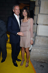 ANTON & LISA BILTON at the Royal Academy of Arts Summer Exhibition Party at the Royal Academy, Piccadilly, London on 6th June 2007.<br /><br />NON EXCLUSIVE - WORLD RIGHTS