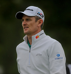 September 10, 2018 - Newtown Square, Pennsylvania, United States - Justin Rose walks off the 11th tee during the final round of the 2018 BMW Championship. (Credit Image: © Debby Wong/ZUMA Wire)