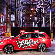 NLD/Halfweg/20161002 - Foto jury The voice of Holland 2016 / 2017,