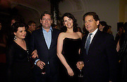 Horatia Lawson, Dominic Lawson, Nigella Lawson andNigel Lawson, 'Feast Food that celebrates Life' by Nigella Lawson book launch. Cadogan Hall, Sloane Terace. 11 October 2004. ONE TIME USE ONLY - DO NOT ARCHIVE  © Copyright Photograph by Dafydd Jones 66 Stockwell Park Rd. London SW9 0DA Tel 020 7733 0108 www.dafjones.com<br /> Horatia Lawson, Dominic Lawson, Nigella Lawson andNigel Lawson, 'Feast Food that celebrates Life' by Nigella Lawson book launch. Cadogan Hall, Sloane Terace. 11 October 2004. ONE TIME USE ONLY - DO NOT ARCHIVE  © Copyright Photograph by Dafydd Jones 66 Stockwell Park Rd. London SW9 0DA Tel 020 7733 0108 www.dafjones.com