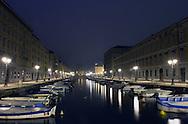 Trieste, Canal Grande